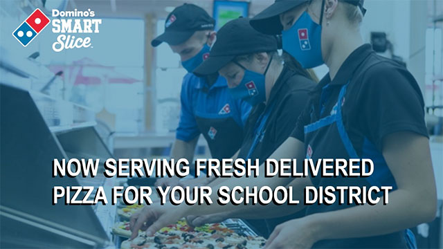 Fresh Delivered Pizza for Your School District